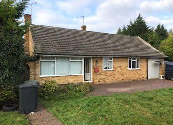 Thumbnail 3 bed bungalow to rent in Garnetts, Takeley, Bishop's Stortford, Hertfordshire