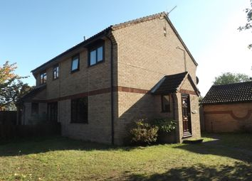 Thumbnail 3 bed property to rent in Primrose Close, Thetford