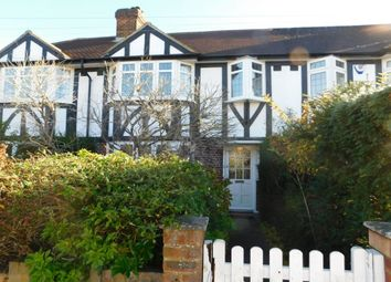 Thumbnail 3 bed terraced house for sale in Milner Drive, Whitton, Twickenham