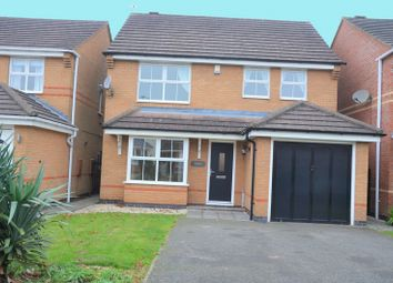 Thumbnail 3 bed detached house for sale in Rushby Road, Ellistown