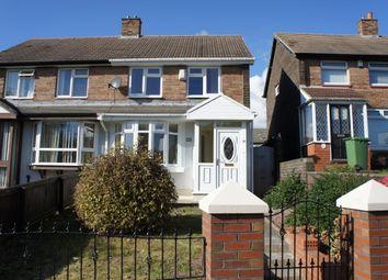 Thumbnail 2 bedroom semi-detached house for sale in Hylton Lane, Sunderland