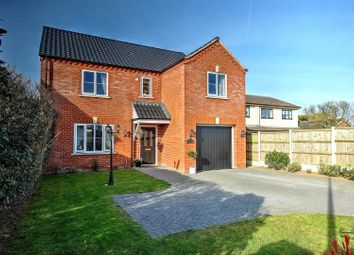 Thumbnail 4 bed detached house for sale in The Street, Barnby