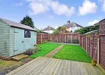 Thumbnail 2 bed semi-detached house for sale in Gascoigne Road, New Addington, Croydon, Surrey