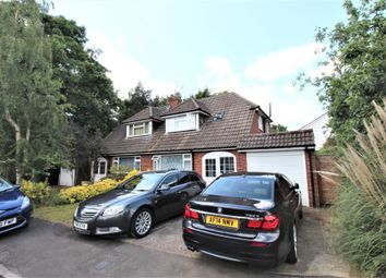 Thumbnail 4 bed semi-detached house to rent in Woodham Lane, New Haw, Addlestone