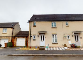 Thumbnail 3 bed semi-detached house for sale in Foundry Road, Risca, Newport