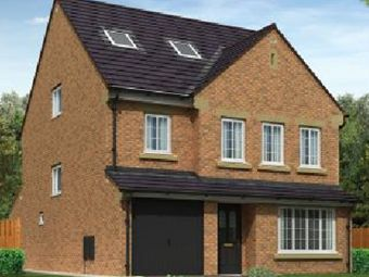 Thumbnail 4 bed detached house for sale in The Whiteside House Type, Rock Lea, Barrow-In-Furness