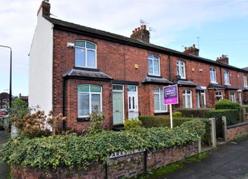 Thumbnail 2 bed terraced house for sale in Parkside Road, Sale