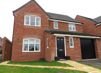 Thumbnail Detached house for sale in Monk Close, Market Harborough