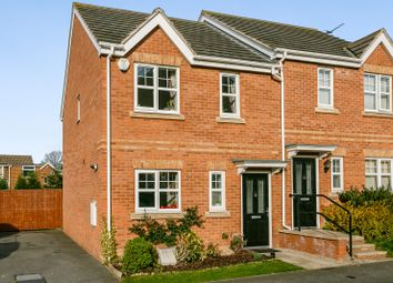 Thumbnail 3 bed semi-detached house for sale in Redberry Avenue, Heckmondwike