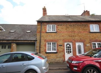 Thumbnail 2 bed terraced house for sale in High Street, Weston Favell, Northampton