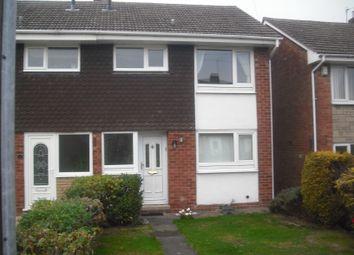 Thumbnail 3 bedroom semi-detached house to rent in Elmhurst Drive, Kingswinford