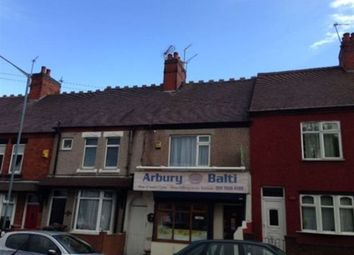 Thumbnail 1 bed flat to rent in Arbury Road, Stockingford