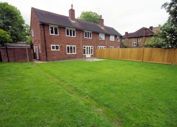 Thumbnail 4 bed semi-detached house to rent in Oakleigh Road North, Whetstone