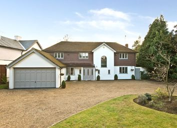 Thumbnail 5 bedroom detached house for sale in Miles Lane, Cobham