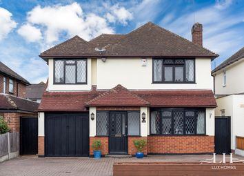 4 bed detached house for sale in Nelmes Crescent, Hornchurch RM11