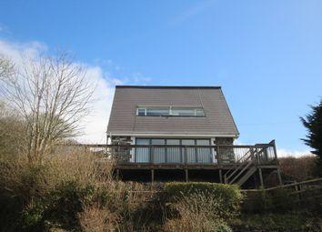 Thumbnail 4 bed detached house for sale in Goitre Road, Aberaeron