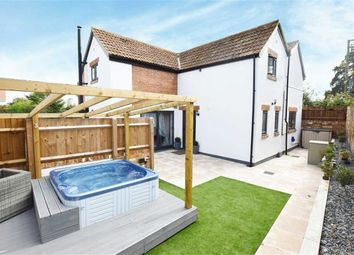 Thumbnail 3 bed detached house for sale in Grange Court Lane, Huntley, Gloucester