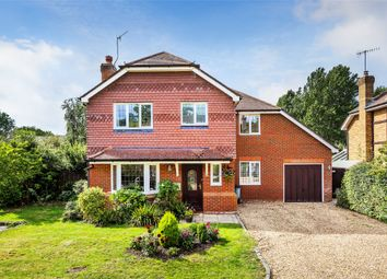 Hardy Close, North Holmwood, Dorking RH5. 4 bed detached house