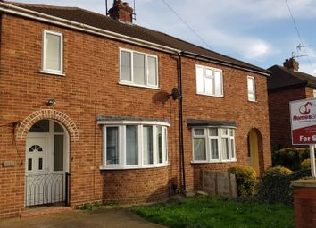 3 bed semi-detached house for sale in Coneygree Road, Stanground PE2