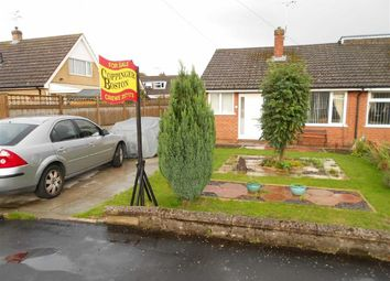 Thumbnail 2 bed semi-detached bungalow for sale in Talbot Close, Shavington, Crewe
