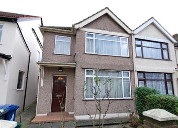 Thumbnail 3 bed semi-detached house for sale in Beechmount Avenue, Hanwell, London