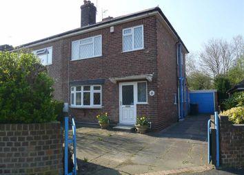 Thumbnail 3 bed semi-detached house for sale in Vincent Avenue, Ilkeston, Derbyshire