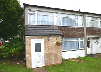 Thumbnail 2 bed terraced house to rent in Cotlandswick, London Colney, St. Albans