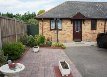 Thumbnail 1 bed semi-detached bungalow for sale in Cavendish Gardens, Chelmsford