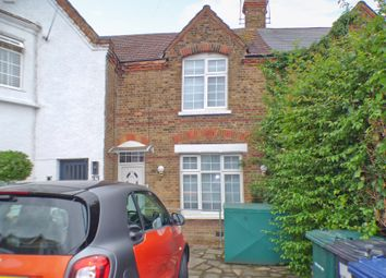 Thumbnail 2 bed cottage for sale in Victoria Road, New Barnet
