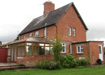 Thumbnail 2 bed semi-detached house to rent in Langford, Cullompton