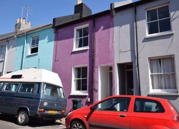 Thumbnail 2 bed terraced house for sale in Grove Street, Hanover, Brighton
