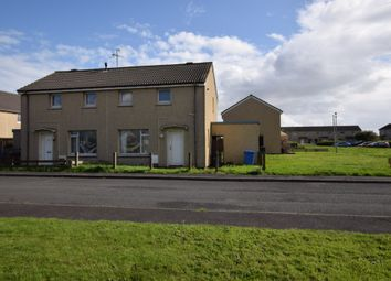 Thumbnail 2 bed semi-detached house to rent in Dundonald Crescent, Auchengate, Irvine, North Ayrshire