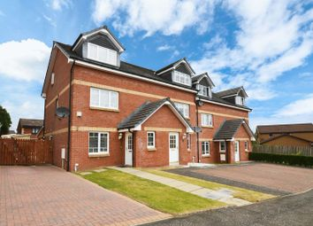 Thumbnail 3 bed terraced house for sale in Dunlop Avenue, Barrhead, Glasgow