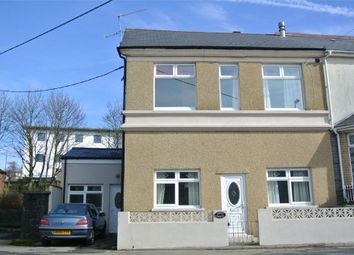 Thumbnail 3 bed end terrace house for sale in Llanover Road, Blaenavon, Pontypool