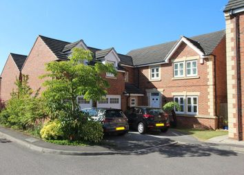 Thumbnail 5 bed detached house to rent in Saxton Close, Hasland, Chesterfield