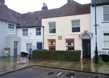Thumbnail 1 bed flat to rent in The Square, Titchfield, Fareham