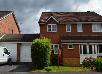 Thumbnail 2 bed semi-detached house for sale in Talycoed, Swansea
