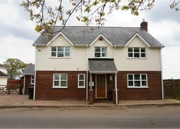 Thumbnail 4 bed detached house for sale in Stony Lane, Tea Green