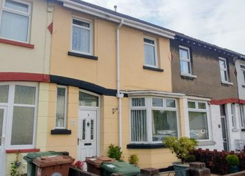 Thumbnail 2 bed terraced house for sale in Rhos Street, Caerphilly