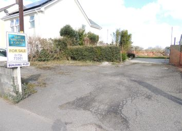 Thumbnail Land for sale in Roche Road, Bugle, St. Austell