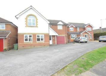 Thumbnail 4 bed detached house to rent in All Saints Rise, Warfield, Bracknell