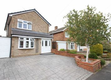 Thumbnail 3 bedroom detached house for sale in Kedleston Close, Allestree, Derby