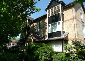 Thumbnail 1 bed flat to rent in Monks Crescent, Addlestone