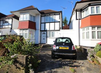 Thumbnail 4 bed detached house to rent in Hillcrest Avenue, Edgware, Edgware, Middlesex