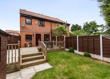 Thumbnail 2 bedroom semi-detached house for sale in 24, Primrose Hill Gardens, Swillington