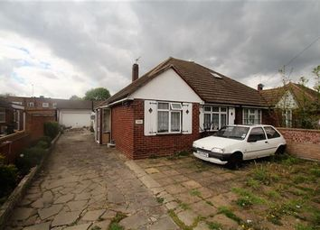 Thumbnail 3 bedroom bungalow for sale in Clare Road, Stanwell, Staines