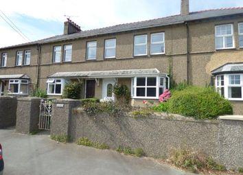 Thumbnail 4 bed terraced house for sale in Lon Gerddi, Edern, Pwllheli, Gwynedd