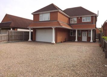 Thumbnail 5 bed detached house for sale in Hinckley Road, Leicester Forest East, Leicester, Leicestershire