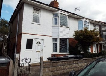 Thumbnail 3 bed detached house to rent in Elmes Road, Winton, Bournemouth