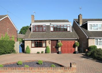 Thumbnail 4 bed detached house for sale in The Drive, Northwood